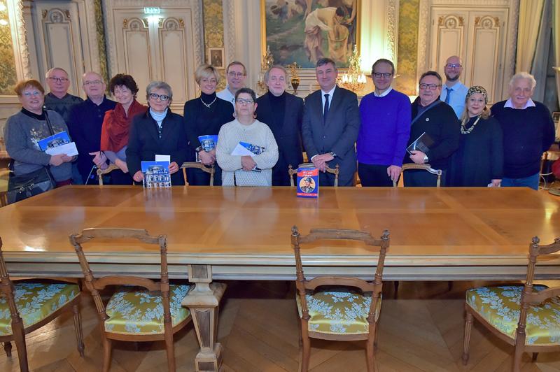 L'Union des Ecrivains Rhône-Alpes-Auvergne sur la piste du poignard de Casério