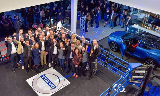 Volvo. Le XC40 boxe dans la catégorie poids lourds