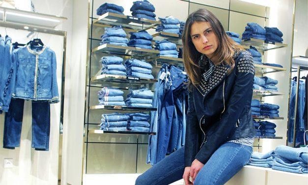 Soirée Younique club. A Lyon, Liu Jo customise vos jeans
