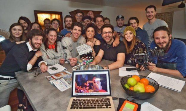 En Coloc. Capucine Anav tourne la deuxième saison à Villeurbanne
