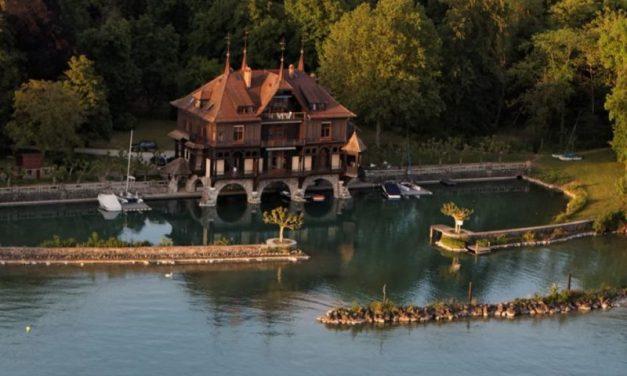 Devinette. Le nouveau propriétaire du château de Promenthoux est un multimillionnaire lyonnais. Lequel ?