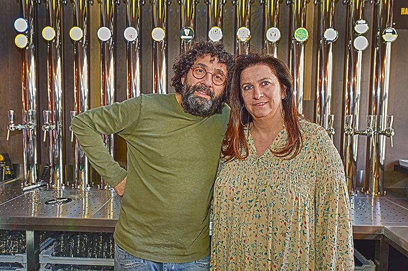 Barabaar. Après le Ness, Thierry et Christine Di Litta s'offrent un concept sans pression