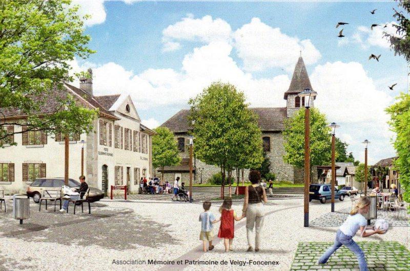 Haute Savoie. Il faut sauver l'ancienne maison communale de Veigy-Foncenex