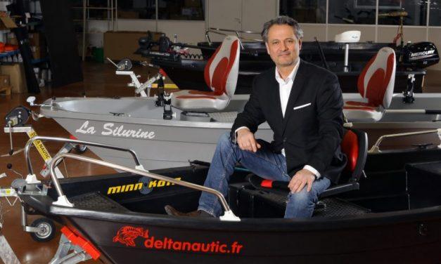 Stéphane Siranossian. Em[barque]ment immédiat avec Delta Nautic