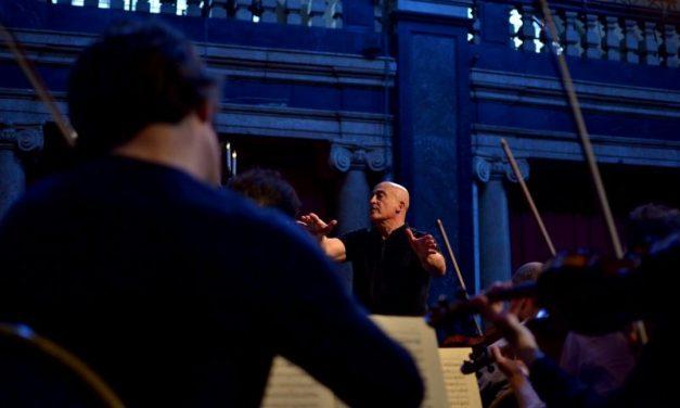 Jean-Philippe Dubor. La musique en point d'orgue…