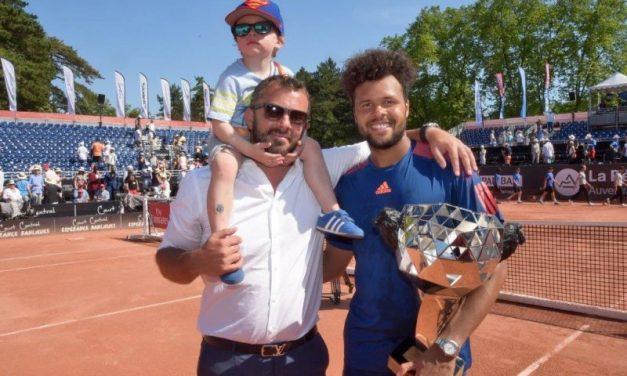 Tennis. Coup d'envoi de l'Open Parc 2018