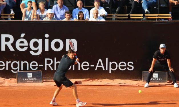 Open Parc 2018 – Jour 4. Intraitable Dominic Thiem