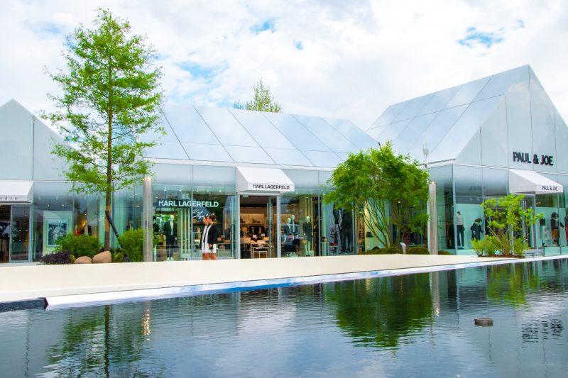 The village. Inauguration du nouveau temple du shopping à 30 kms de Lyon
