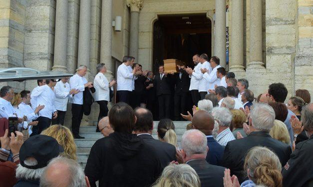 L'adieu des Lyonnais à Bernard Constantin
