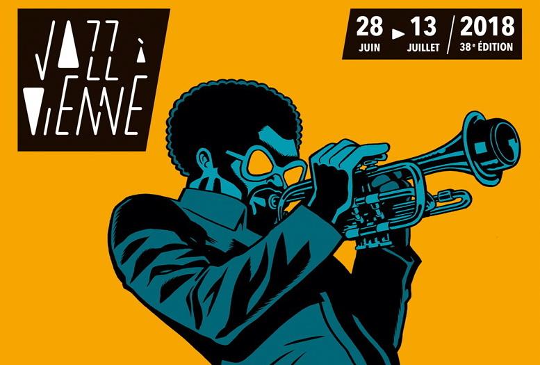 Jazz à Vienne 2018. Communication (année) zéro pointé