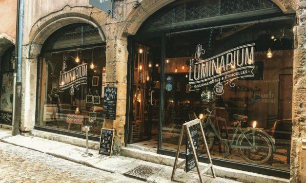 Le Luminarium, étincelle de gourmandise