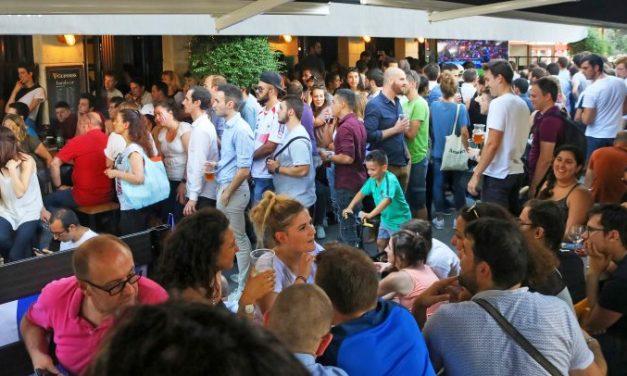 France – Pérou. Grosse ambiance au Barabaar