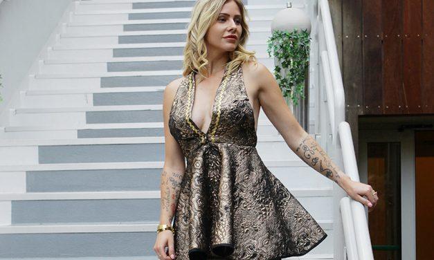 Lyon. Défilé Fashion Glam Couture 2018