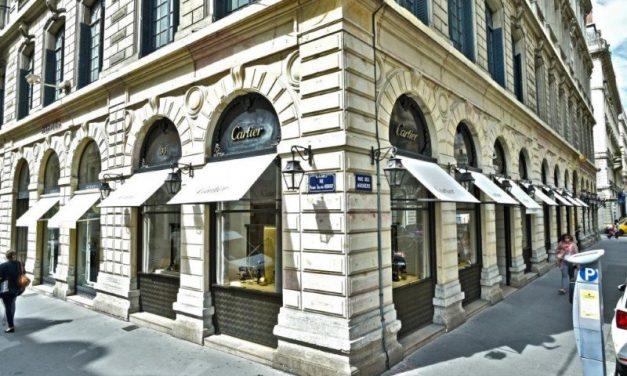 Haute Joaillerie. Cartier Lyon fermera ses portes le 31 décembre