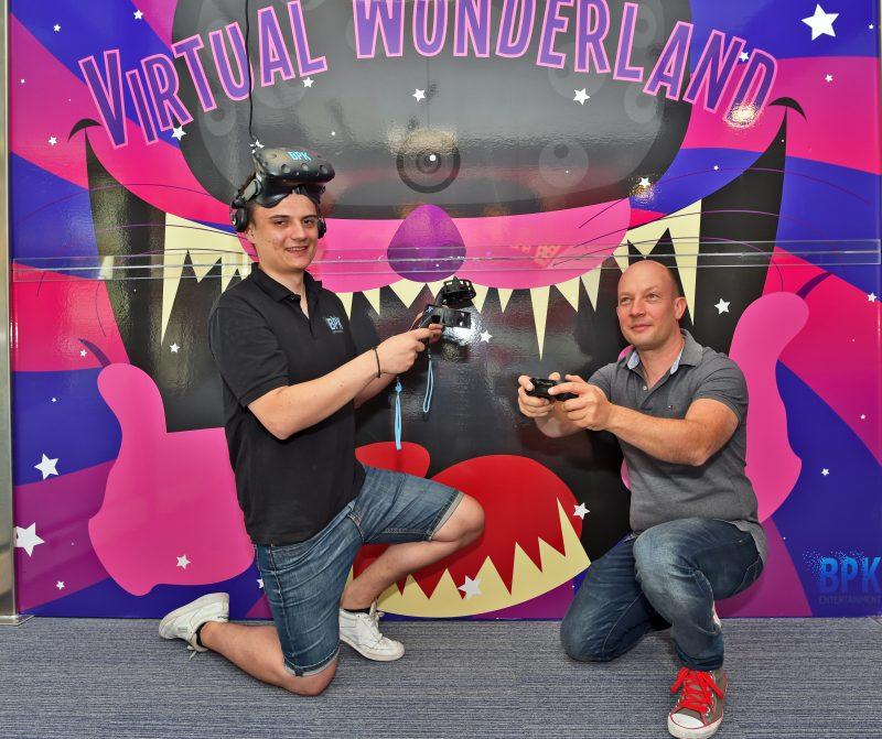 BPK Entertainment. L'art de jouer avec la réalité… virtuelle