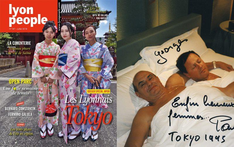 Lyon People vous emmène à la rencontre des Lyonnais de Tokyo
