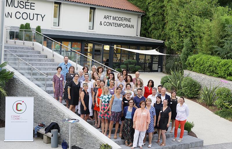 Le Club de la Comm' se ressource au musée Jean Couty