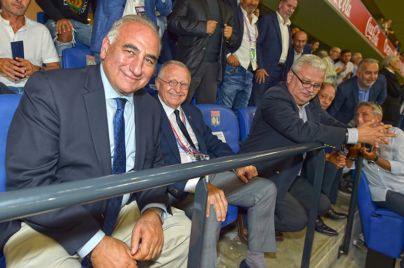 OL – Strasbourg. Match de rentrée des VIP
