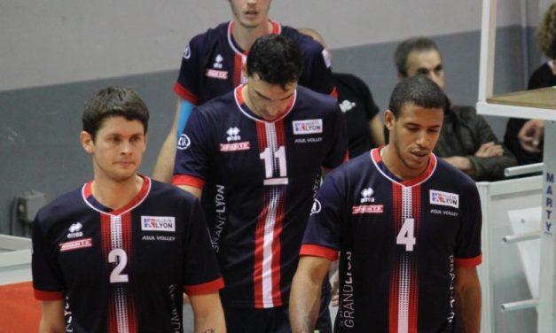 Intersaison Asul Volley 2018. Après la chute, le rebond ?