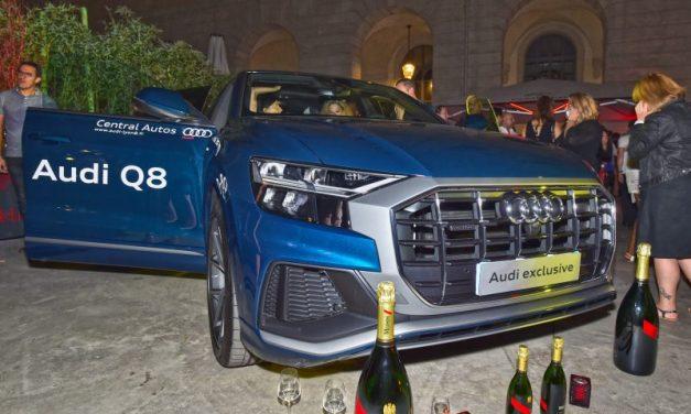 Central Autos lève le voile sur la nouvelle Audi Q8