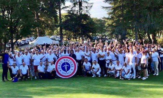 Trophée de golf Paul Bocuse 2018. Les frères Gauduel décrochent une deuxième étoile