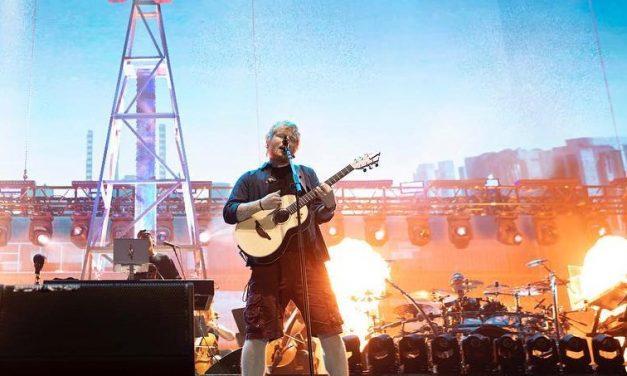 Exclusif. Ed Sheeran en concert à Lyon au printemps 2019