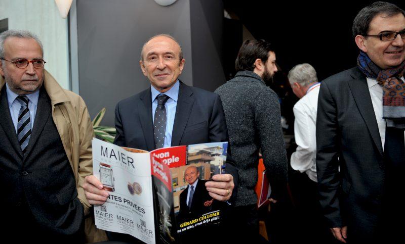 Municipales Lyon 2020. Collomb fait de la résistance