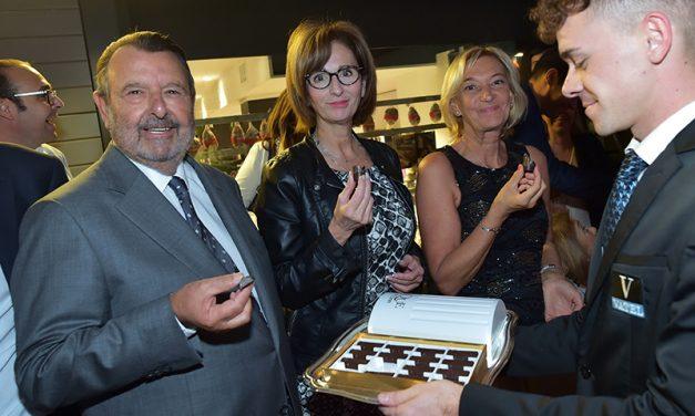 Toque de Lyon Vatel. Un chocolat à la gloire des chefs lyonnais