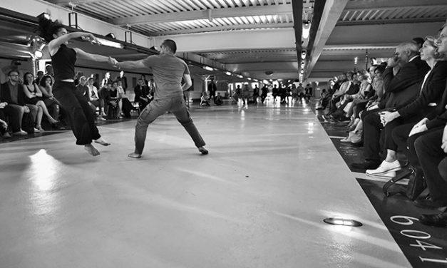 Biennale 2018. Lyon Parc Auto entre dans la Danse