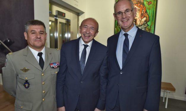 Promu place Beauvau, Stéphane Bouillon quitte déjà la Préfecture du Rhône