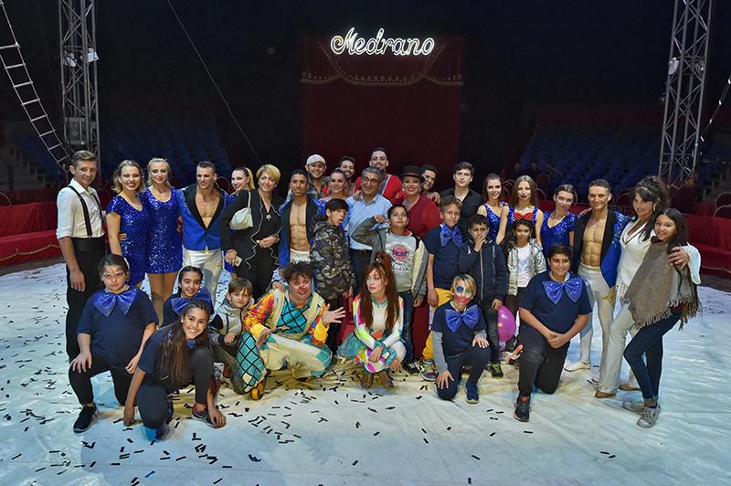 Cirque Medrano. EDF accorde « une parenthèse de bonheur » aux plus démunis