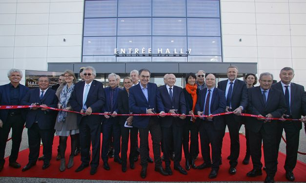 Equita Longines et Hall 7 d'Eurexpo. Double inauguration