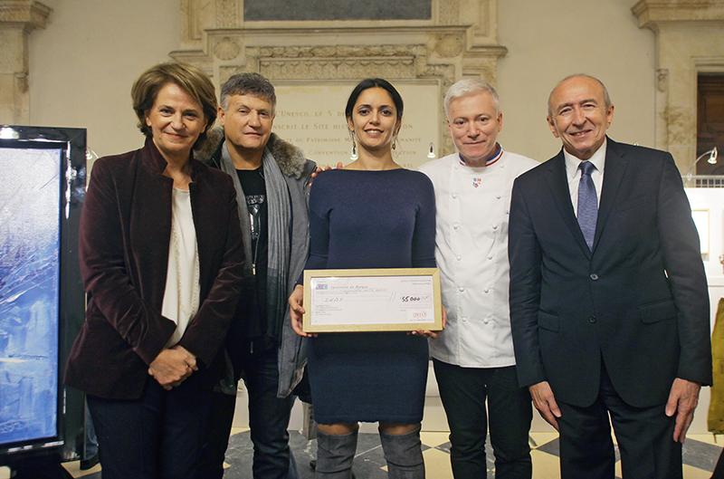 Vernissage les 111 des Arts. 55 000€ pour les enfants malades