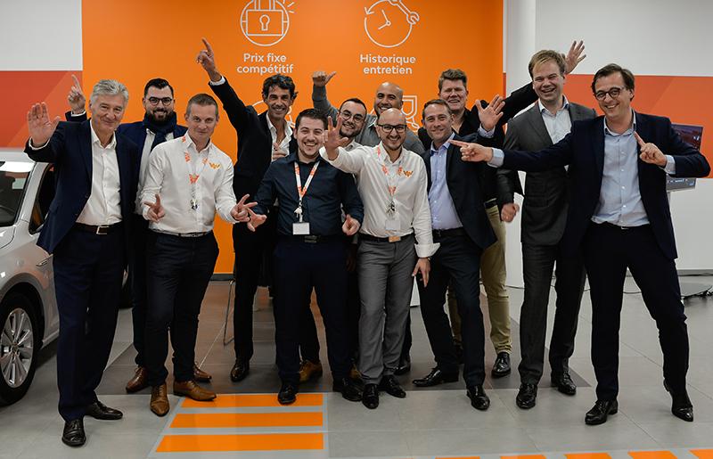 Em2c. Inauguration de CarNext.com