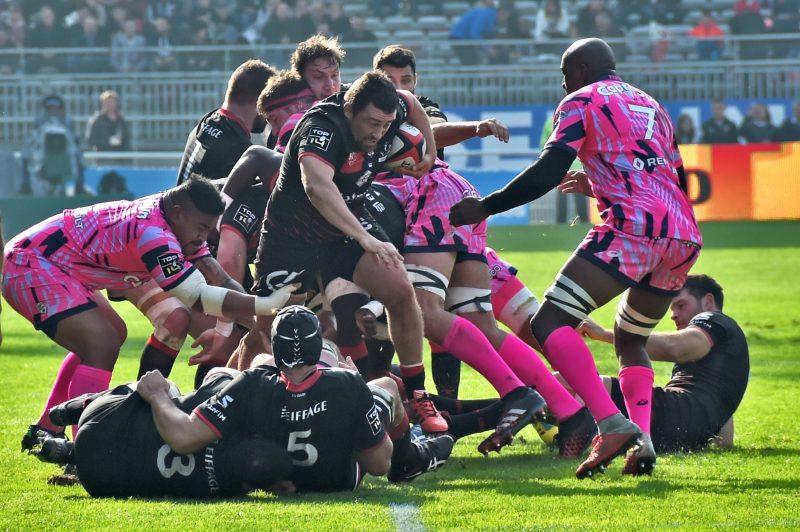 LOU Rugby – Stade Français. Mais ils sont où les Parisiens ?