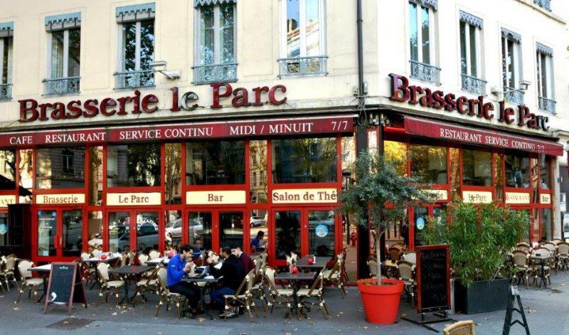 Pépine et Mickael Castaldo s'emparent de la Brasserie Le Parc