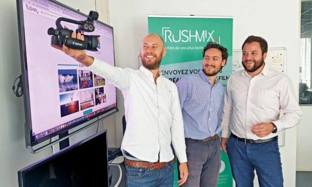 Rushmix.com. Le montage vidéo à la demande
