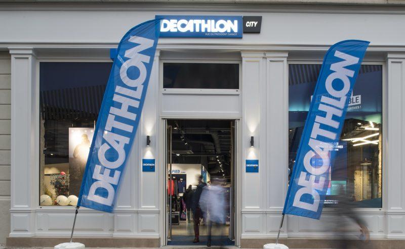 Décathlon City Lyon. Le sport dans la ville
