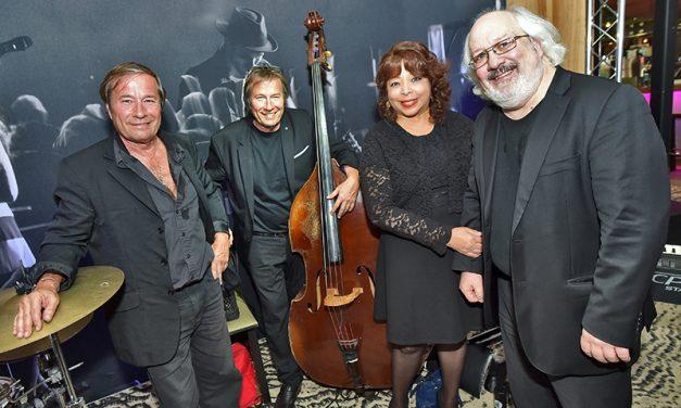 Groove Side Story. Jazz fever au Novotel Lyon Confluence