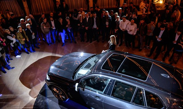 Soirée eXclusive BMW ALTITUDE à l'Abbaye Paul Bocuse