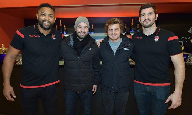 Les tribunes VIP de LOU Rugby – Pau
