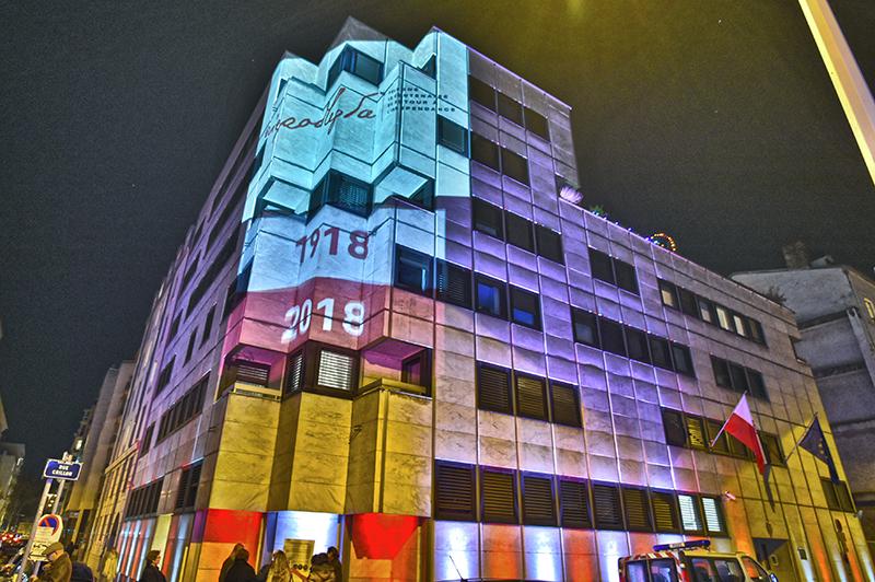 La Pologne célèbre le centenaire de son indépendance