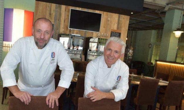 Dominic Moreaud et Christian Lavault. Une faim d'apprendre !