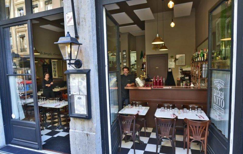 La Casa Vito. L'Italie est à la fête dans le 6ème arrondissement de Lyon