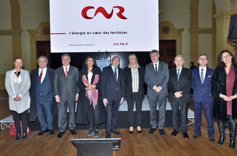 Vœux de CNR. Générer de la valeur pour la redistribuer