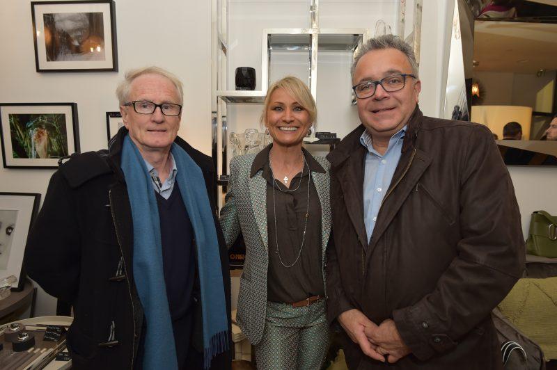 Inauguration Helajo. Patricia Bernin-Jankov soigne sa déco