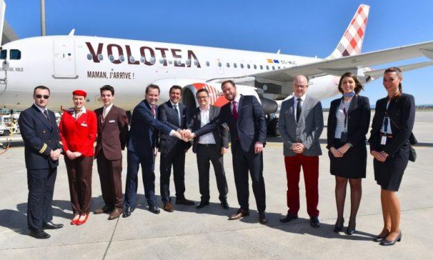 Ça plane pour Aéroports de Lyon et Volotea !