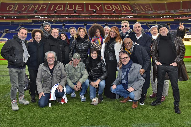 Stars 80. La promesse d'une nuit de folie à Lyon en 2019