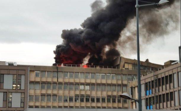 Université Lyon 1. Explosions et grosse frayeur sur le campus de La Doua