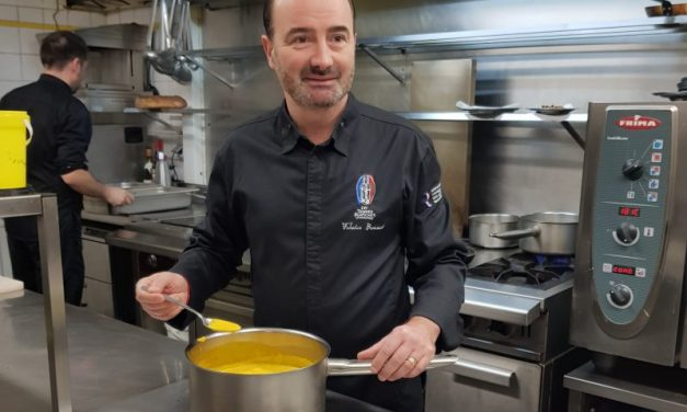 Soupe en Scène. Fabrice Bonnot remet le couvert pour une 7e édition